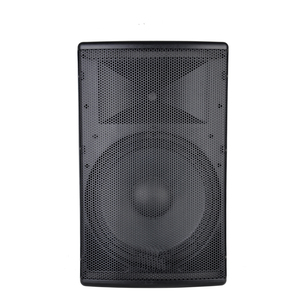 15 Inch Professional Plastic Active DJ Audio Speaker CMV15APUSBQ-BT
