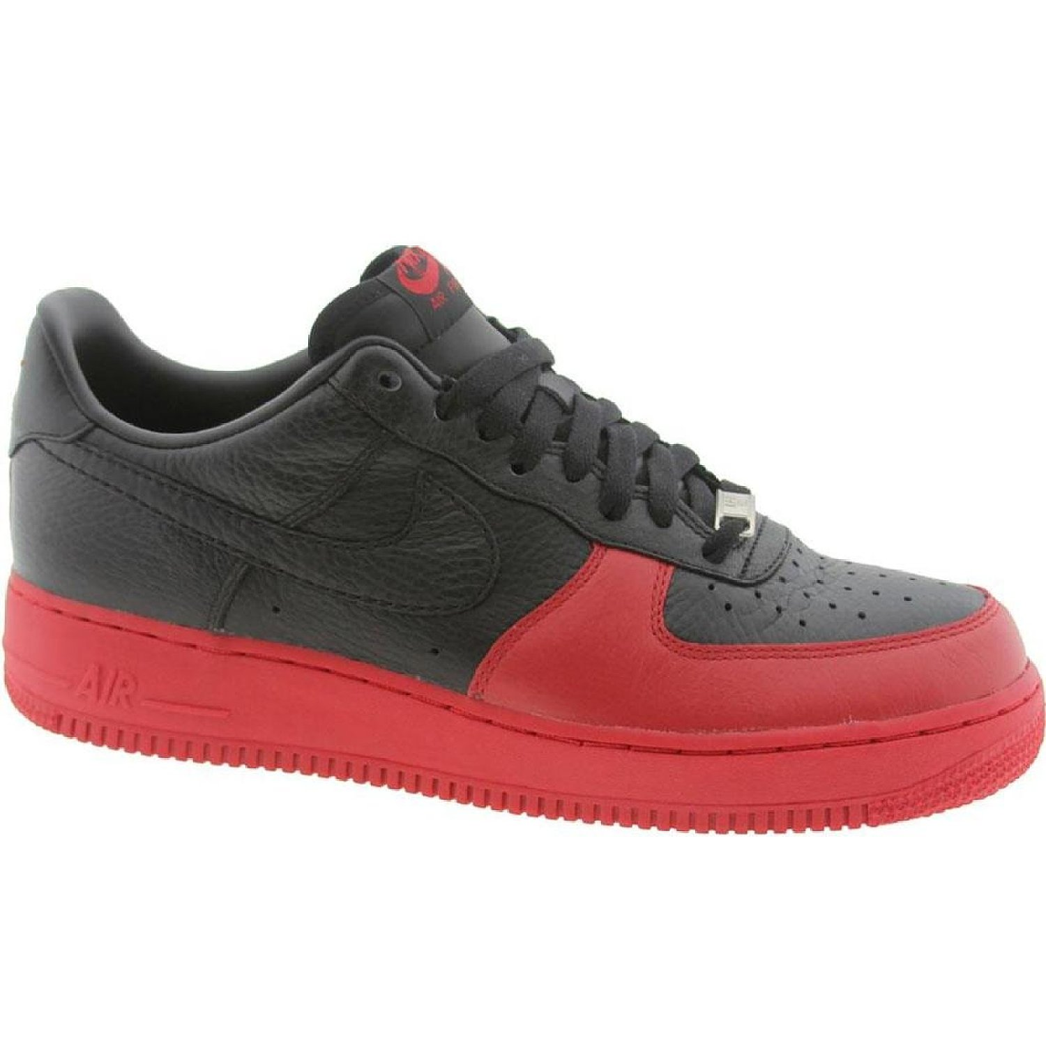 new concept 50b64 1533c Buy Nike Air Force 1 Low Black Varsity Red Men  39 s Basketball Shoes  318274-001 in Cheap Price on m.alibaba.com
