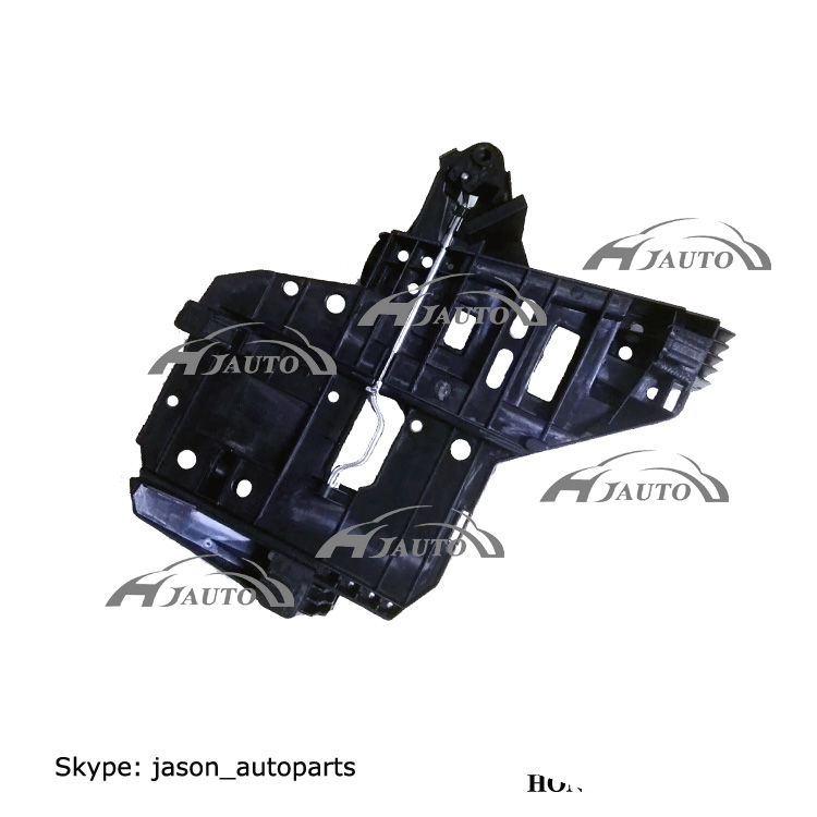 head lamp bracket for Porsche Cayenne 955 7L5941045 ; Canney Headlamp Mounting Plate