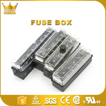 Fuse Box 12v Auto Waterproof Fuse Box,Automotive Fuse Box Connector