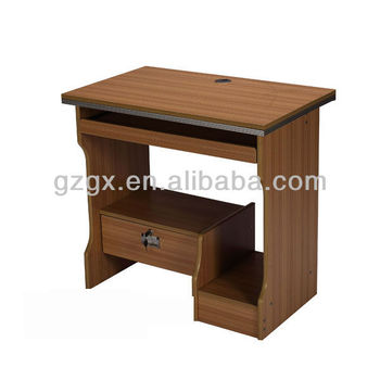 Gx 923 Simple Modern Design Wood Computer Table