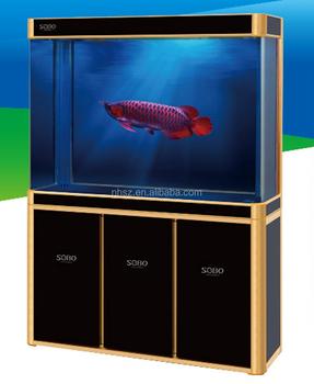 Modis Akuarium Tangki Ikan Akuarium Kaca Tangki Dengan Pencahayaan Led Untuk Ikan Hias Buy Akuarium Tangki Ikan Ikan Hias Akuarium Ikan Product On