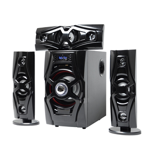 Hot Sales 6.5 ' 3.1 Ch Home sound speaker BT USB Home Theatre System with remote control Loud Sound Bar