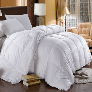 High quality thick hotel duck feather down duvet padding