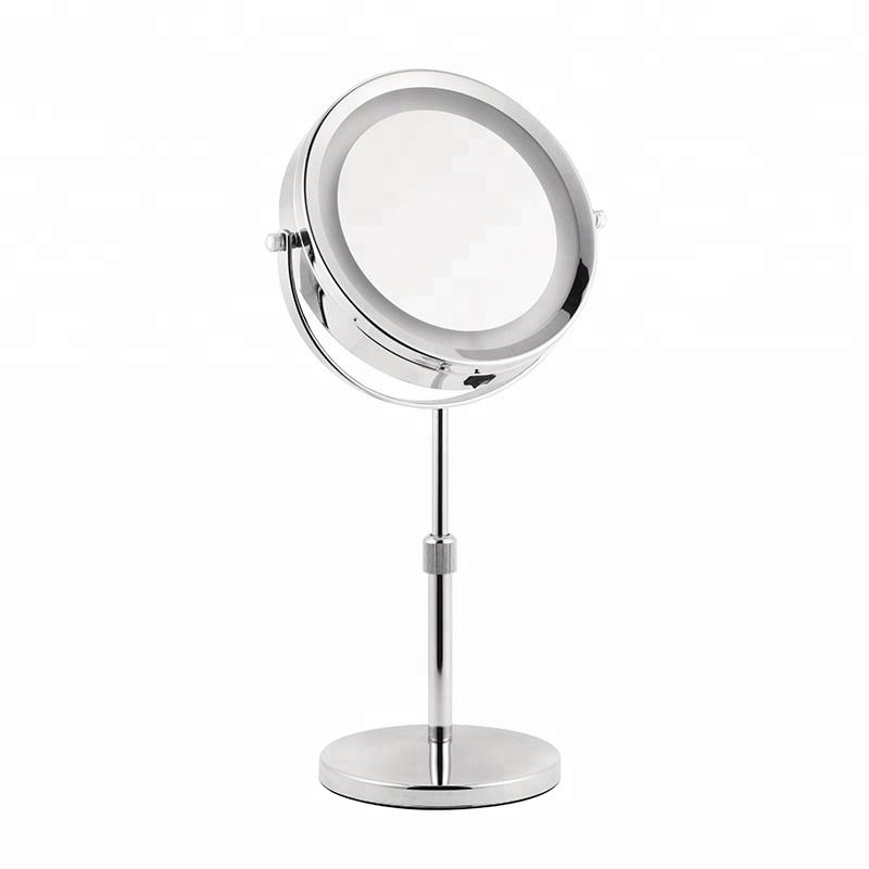 Led Bathroom Mirror Light 7 Inch Round
