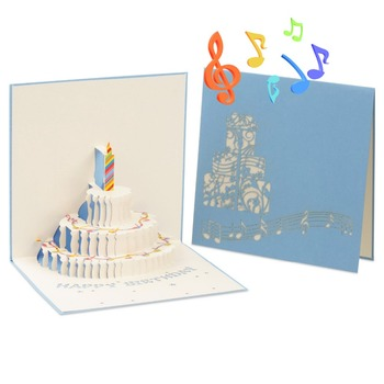 Novelty Singing Gift Cards Musical Anniversary Music Greeting For Husband