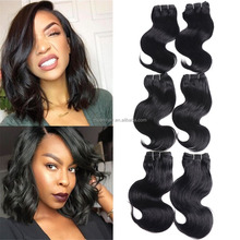 Wholesale Short Hair Styles, Short Human Hair Weave, Short Hair Brazilian Weave for Black Women