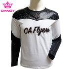 Dandy OEM Adult Submilation Cheerleading Uniforms personalized girls&boys Cheer Clothes