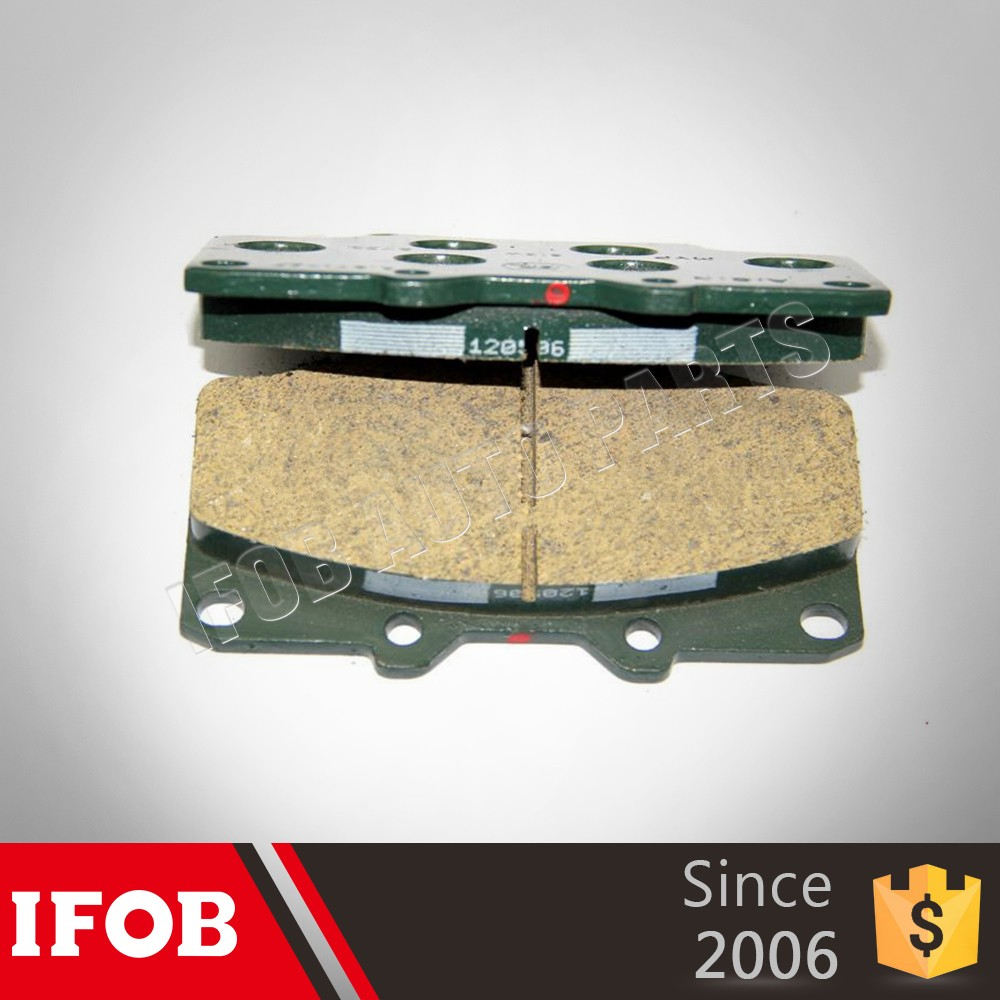IFOB Chassis Parts the Front Brake Pads for Toyota Land Cruiser FZJ80 4465-60020