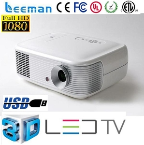 high brightness projector low cost pojector led 1080p projector