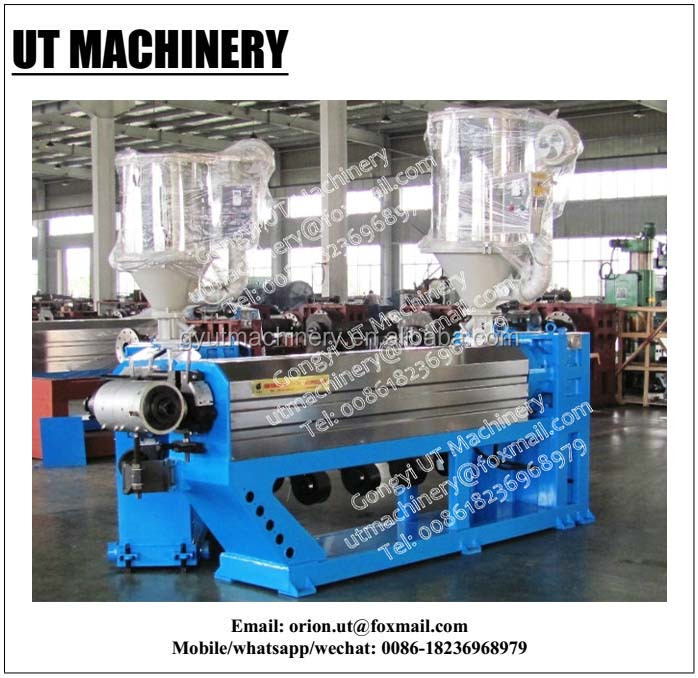 Super quality industry cable making machine, wire cable insulation maing machine price