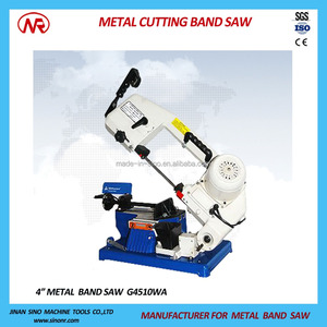 "4""x6"" Portable band-saw mini metal cutting machine"