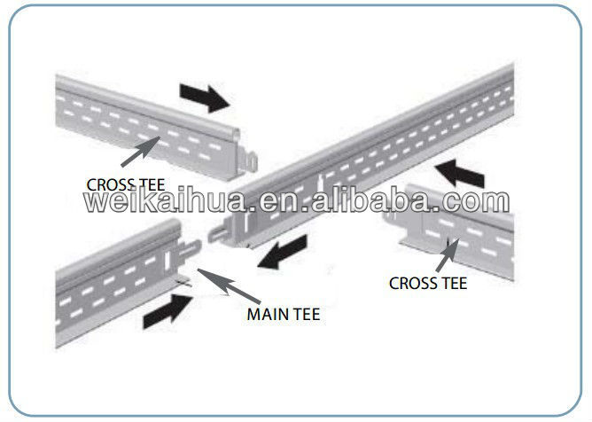 similar CKM TYPE ceiling T GRIDS OR FRAME