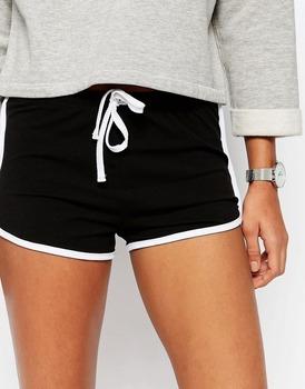 0f35b84101 Customized Womens Cotton Sports Running Shorts Fashion Factory Wholesale  Womens Gym Shorts - Buy Women Sport Shorts,Women Shorts,Women Beach Shorts  ...