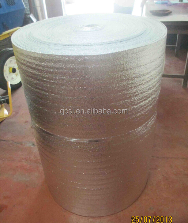 Aluminum Foil Foam Polyethylene Insulation Underlayment