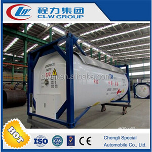 Standard Chemical Transport 20ft/40ft Iso Tank Container For Hot Sale