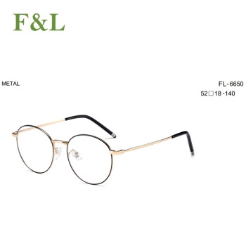 817c83242f77 chinese simple design stock metal men s Optical eyeglass frame glasses