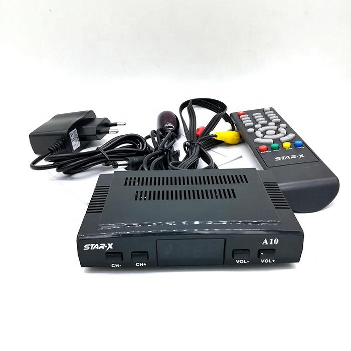 DVB-S starsat digital satellite receiver,Satellite tv Receiver with IR  Sensor, star x satellite receivers