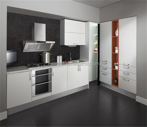 Shenzhen lacquer kitchen unit cabinet modular kitchen design