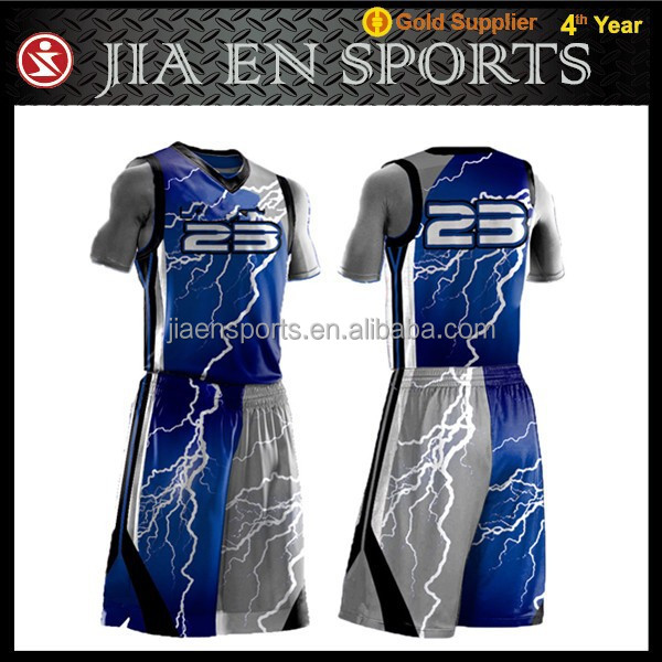 wholesale sportswear cheap double face team set youth girls reversible youth latest basketball uniform design