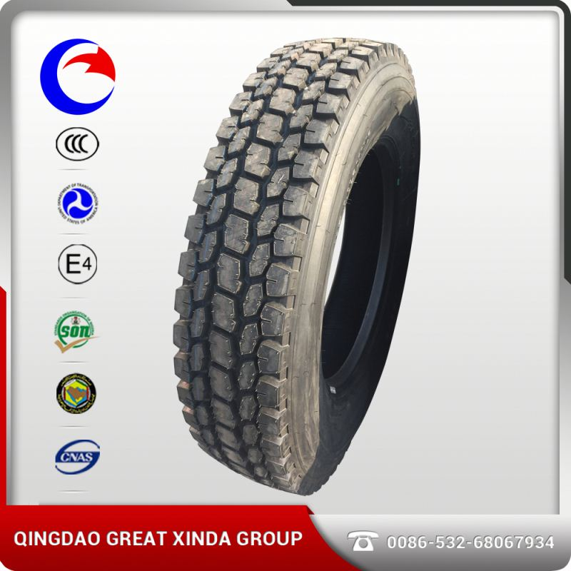 heavy haul truck tbr tyre in qingdao price list 10.00r20