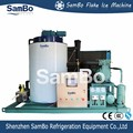 CE Certified SamBo 5 Tons / Day Fresh Water Snow Flake Ice Making Machine With Good Quality