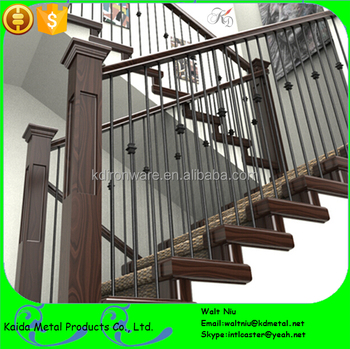 Charmant Cheap Price Hollow Indoor Balusters Stair Parts