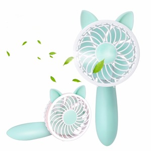 Hand Desktop USB Battery Operated Parts High Speed Charging Eco Charger Price Mini Ceiling Table Rechargeable Fan In Bangladesh