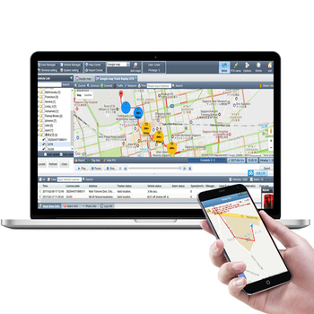 Trackpro gps tracking software platform with open source code for all gps tracker