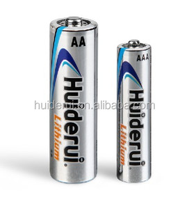 dry battery aa lithium aa batteries 8 pack 12V