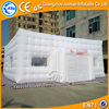 Hot sale used wedding event inflatable cube tent for party