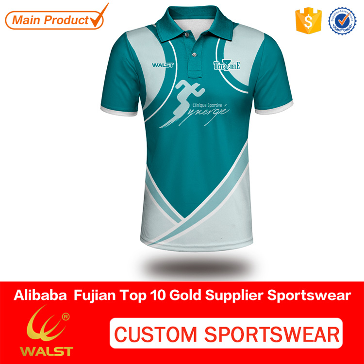 Promotional 100% polyester mesh dri fit polo t shirts for your team