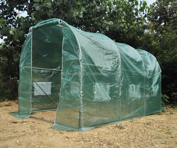 Qingdao Landwirtschaft Tunnel Bogen Garten Gemusepflanze Gewachshaus