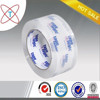 Chinese manufacturer offer printing logo transparent carton sealing adhesive bopp tape With Free Samples