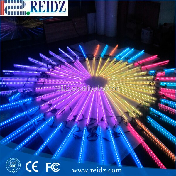 Reidz New Madrix 3d Led Meteor Shower Rain Tube Lights