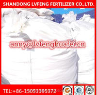 palm tree liked fertilizer NPK40-10-5 with blue color