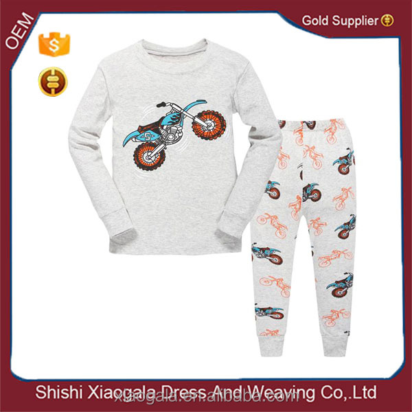 2017 New kids pajamas for sale