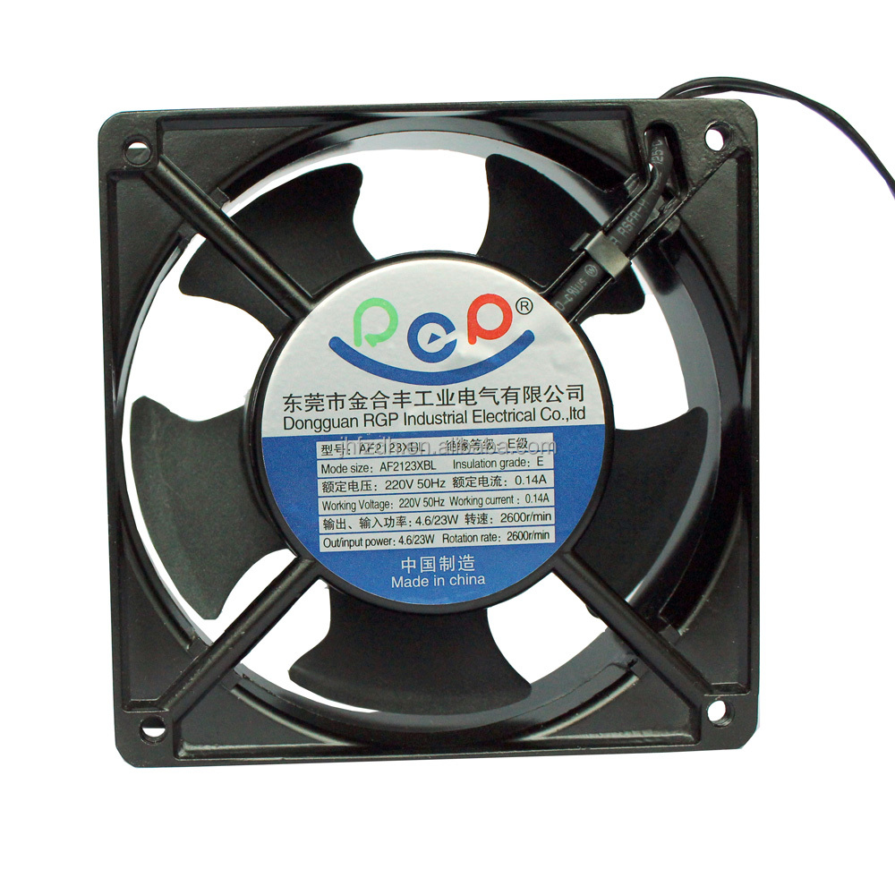 UL and <strong>CE</strong> approved 120x120x38mm ball bearing ac axial 240v cooling fan