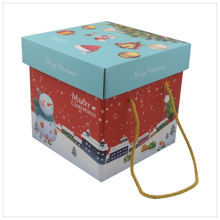 Decorative Cardboard Boxes For Gifts : Custom decorative large cardboard suitcase gift box for