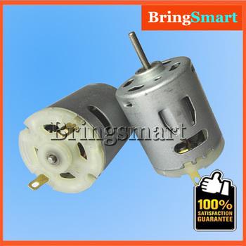 High Rpm Rs-365 24v Hair Dryer 18v Dc Motor