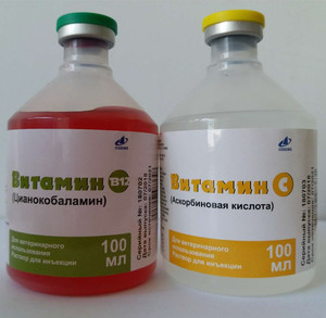 Liquid Excellent Quality vitamin b1 b6 b12 injection