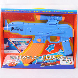 AK-47 bo water gun with music
