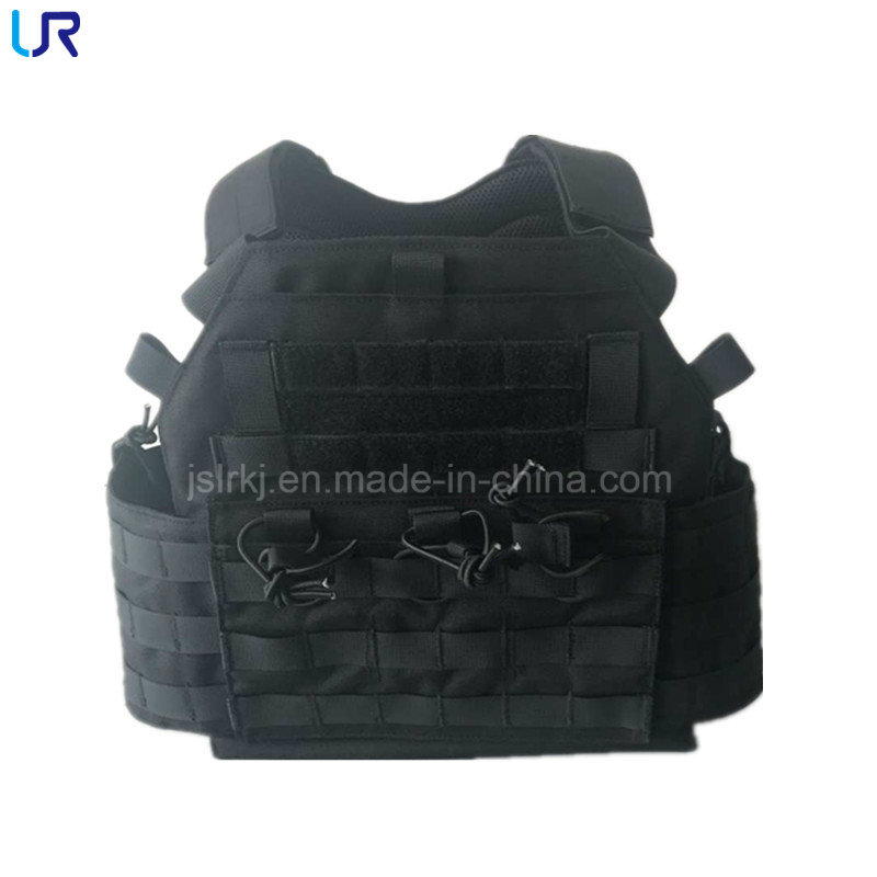 Military Combat Bulletproof Vest Tactical Body Armor Plate Carrier Level 4