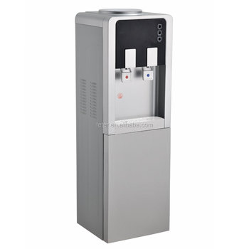 machine with water dispenser