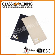 Customized microfiber sunglasses pouch