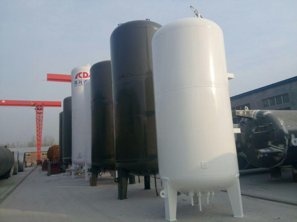 2019 Hot Selling Nieuwe Voorwaardelijke Vloeibaar Aardgas Opslagtank LNG Tank voor LNG Station