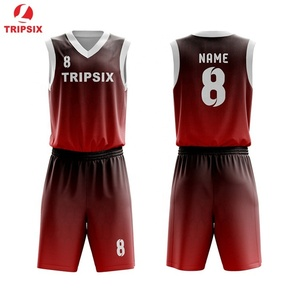 dbb5c19ad Custom Sublimation Maroon Color Quick Dry Blank Mesh Basketball Jersey