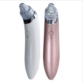 2018 USB Rechargeable Facial Pore Cleaner Blackhead Remover Vacuum Exclusive