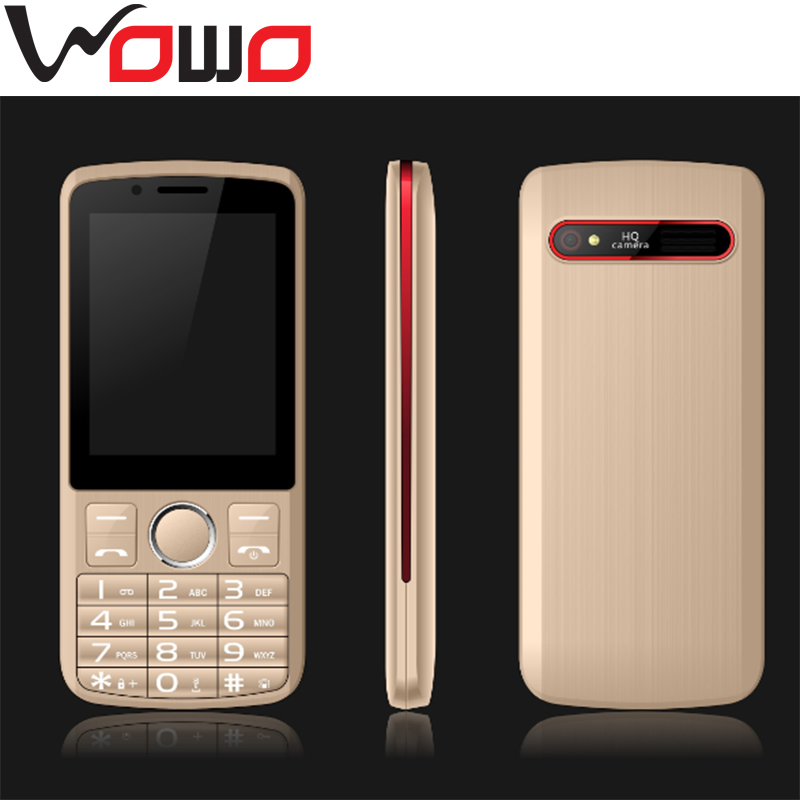 2016 hot selling products original brand 2.8 inch oem/odm whatsapp facebook feature mobile phone T3
