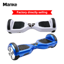 China Manke hoverboard UL2272 kids Adults two wheel smart hoverboard / balance scooter